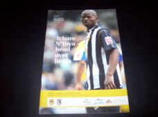 Notts County v Grimsby Town, 2006/07
